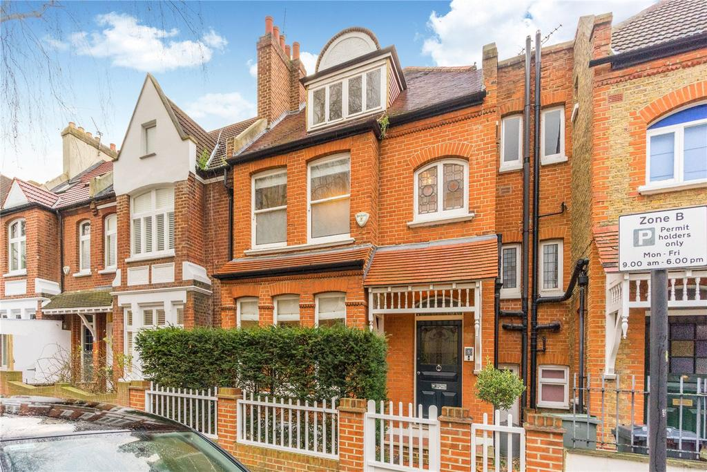 5 Bedrooms Semi Detached House for sale in Fairlawn Grove, Chiswick, London, W4