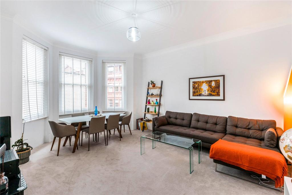 3 Bedrooms Flat for sale in Ashley Gardens, Thirleby Road, London, SW1P
