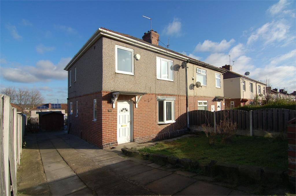 3 Bedrooms Semi Detached House for sale in Rother Street, Brampton, BARNSLEY, South Yorkshire