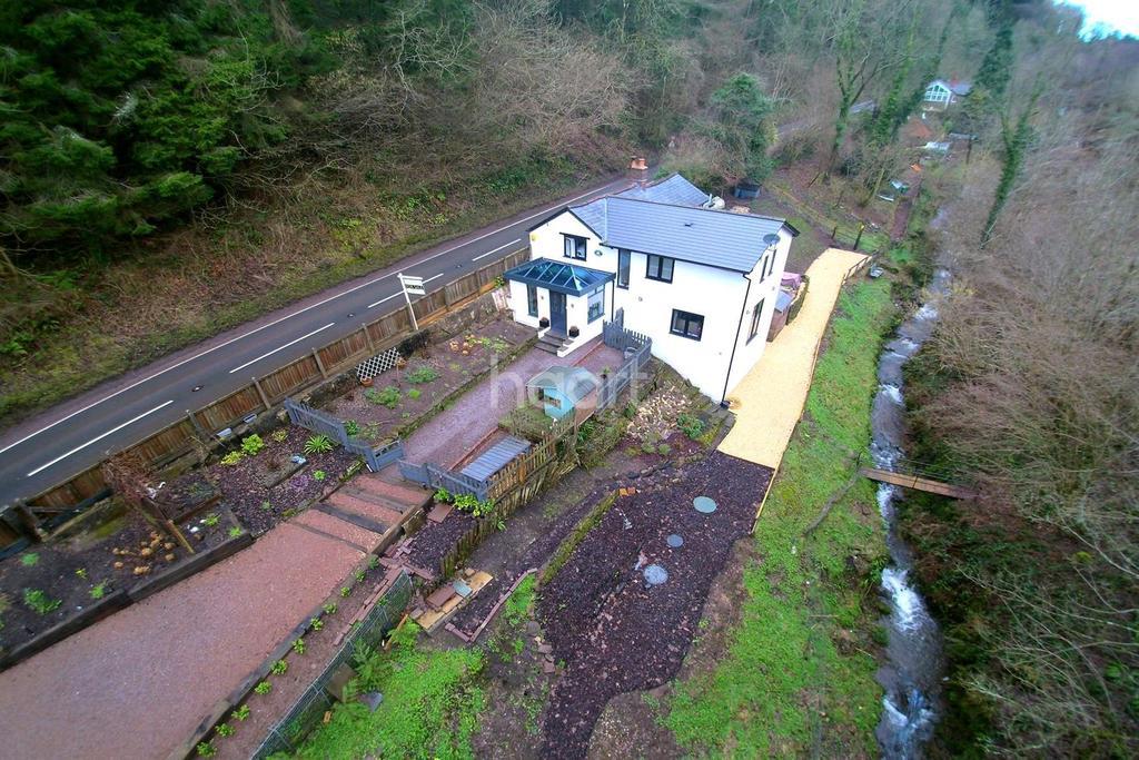 4 Bedrooms Detached House for sale in Cider Mill Cottage, Buckholt, Monmouth