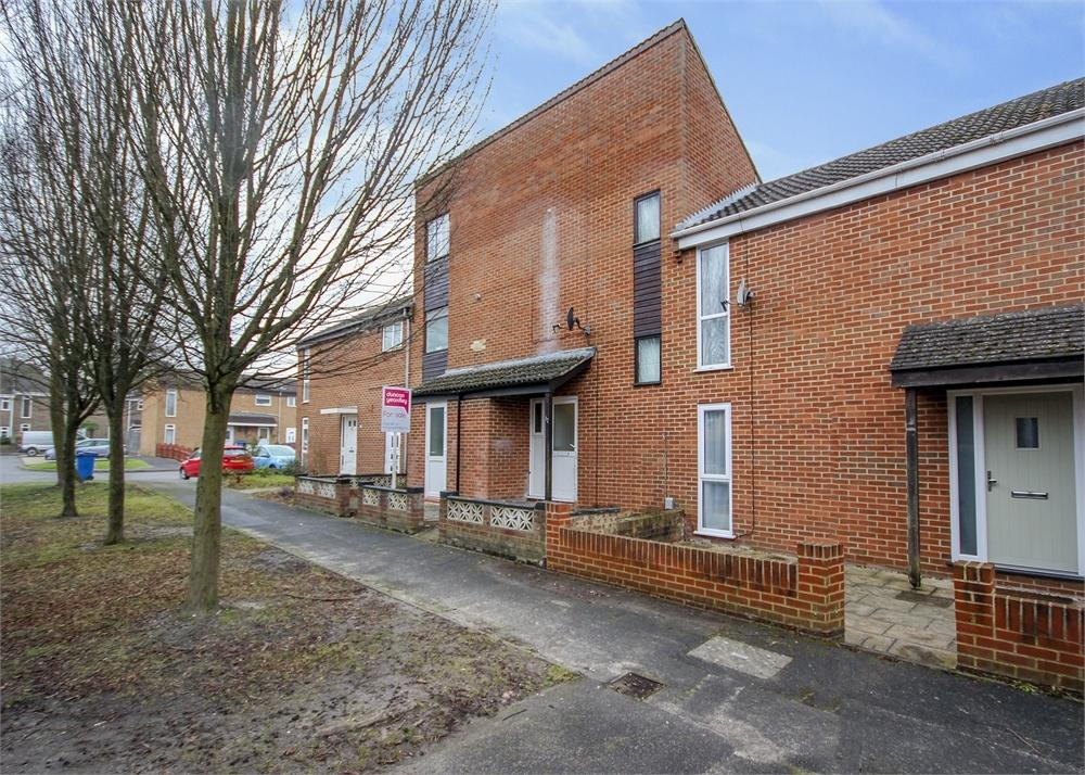4 Bedrooms Detached House for sale in Nettlecombe, Bracknell, Berkshire
