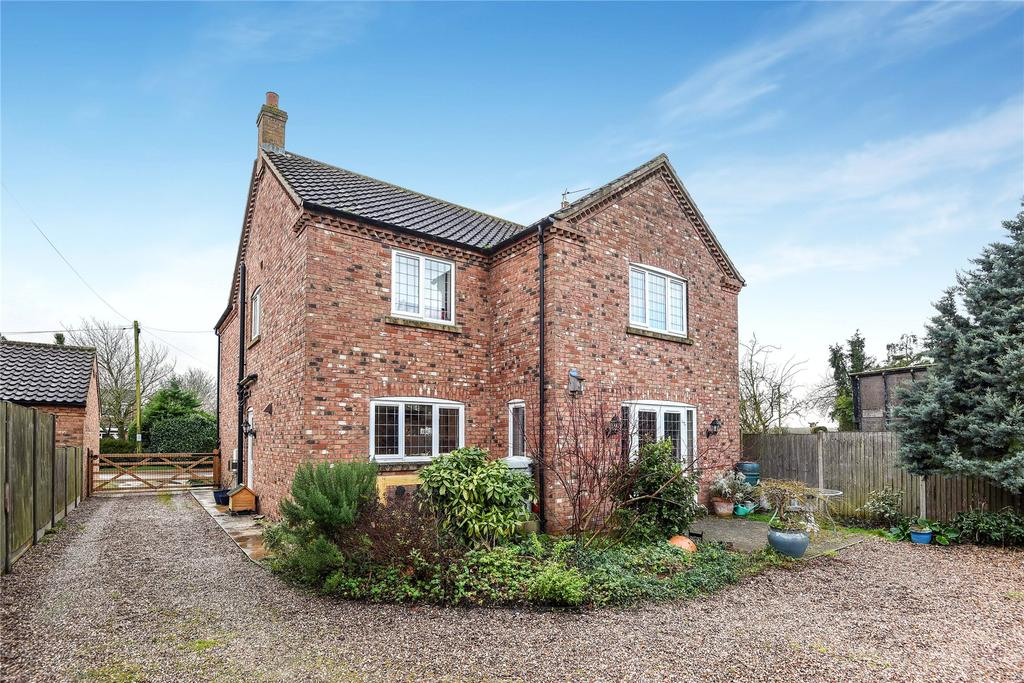 4 Bedrooms Detached House for sale in Wood Enderby, Boston, PE22