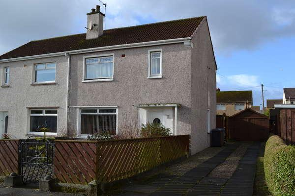 3 Bedrooms Semi-detached Villa House for sale in 35 Millglen Road, Ardrossan, KA22 7EB