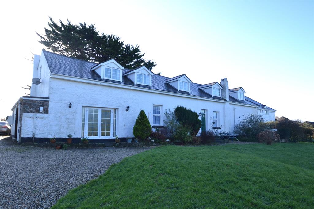 8 Bedrooms Detached House for sale in Welcombe, Bideford