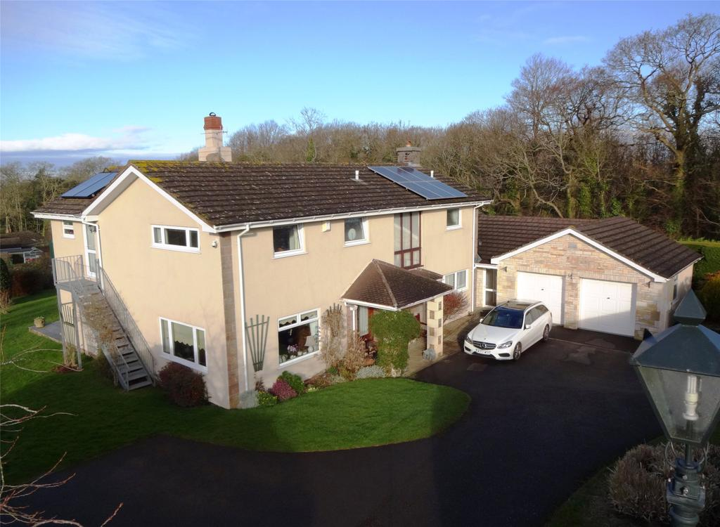 5 Bedrooms Detached House for sale in Staple Close, West Quantoxhead