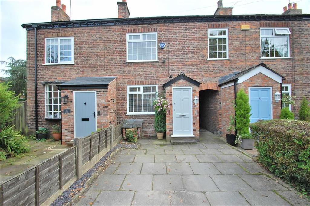 3 Bedrooms Terraced House for sale in Chapel Walks, Cheadle Hulme, Cheshire