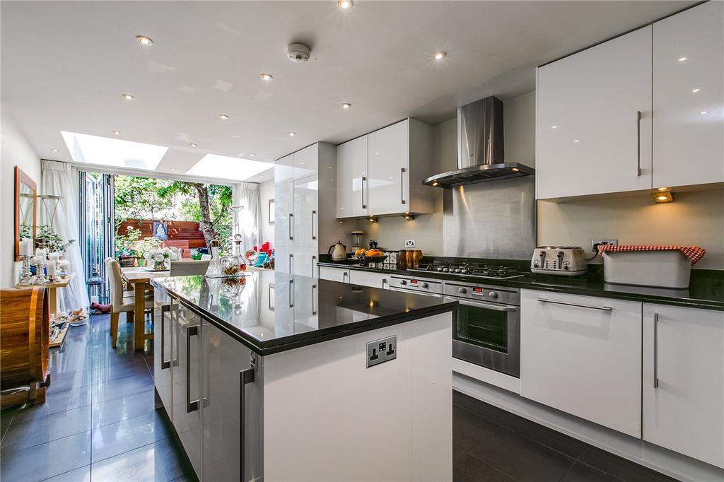5 Bedrooms Terraced House for sale in Cresford Road, Fulham, London