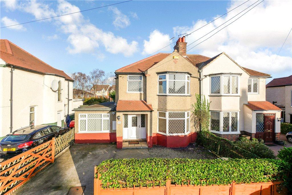 3 Bedrooms Semi Detached House for sale in Rydal Road, Harrogate, North Yorkshire