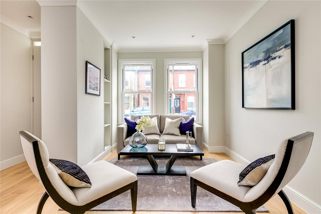 4 Bedrooms Terraced House for sale in Lochaline Street, Hammersmith, London