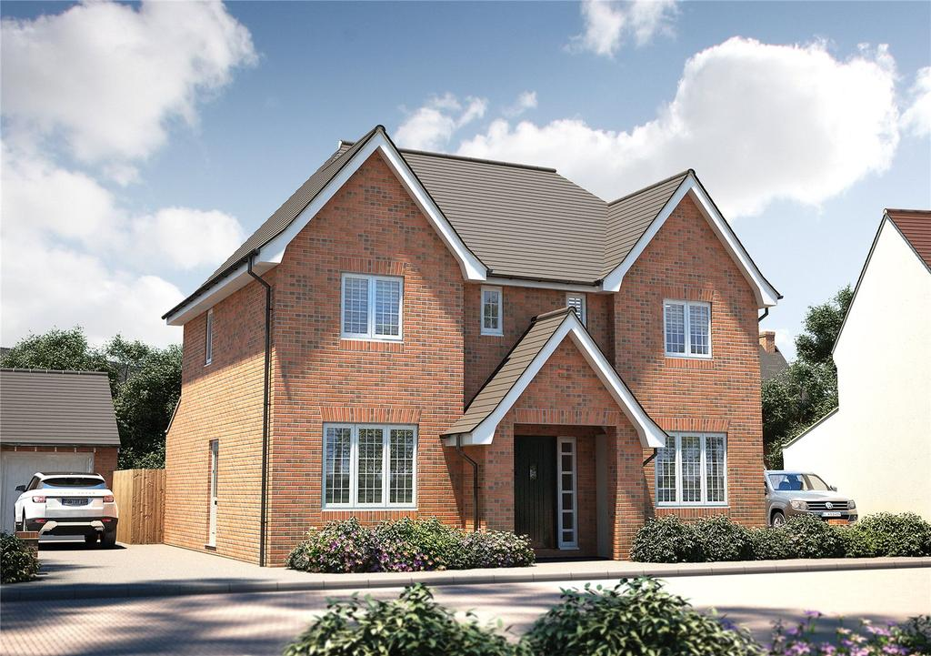 4 Bedrooms Detached House for sale in Woodberry Copse, Woodberry Down Way, Lyme Regis, Dorset