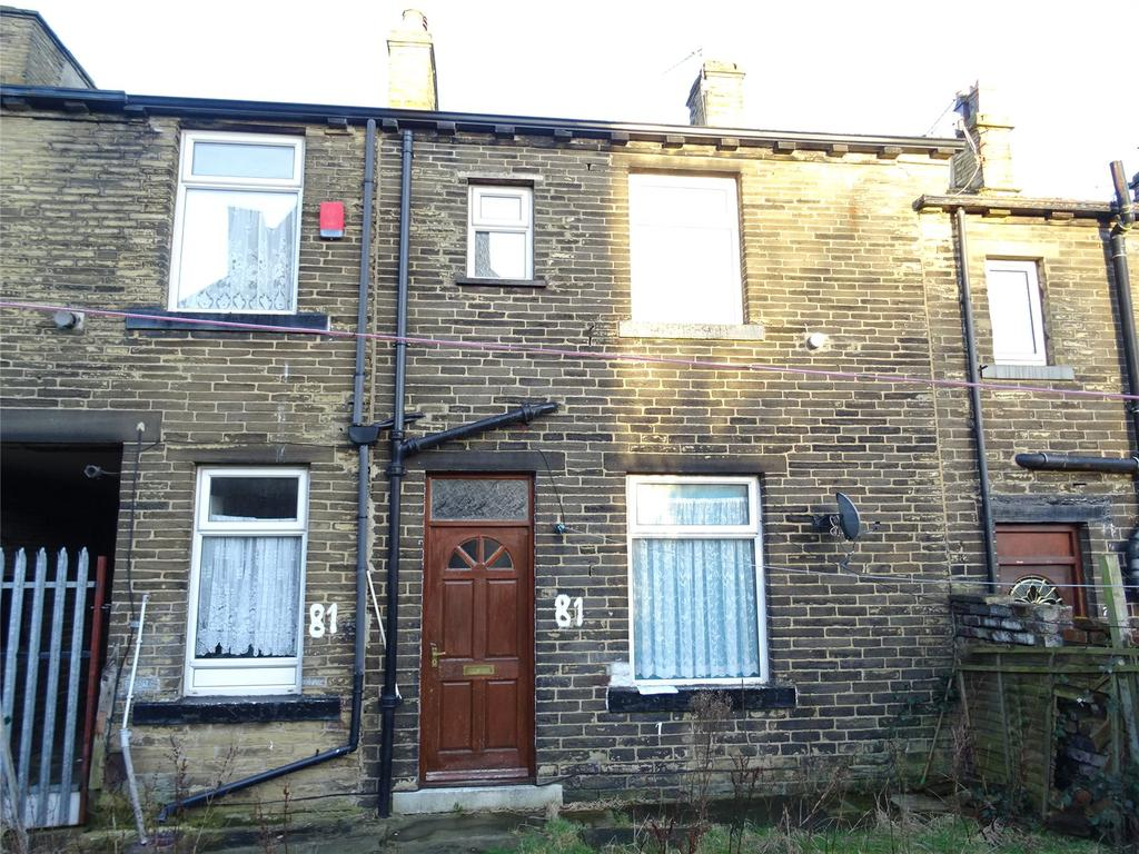 2 Bedrooms Terraced House for sale in Lidget Place, Bradford, West Yorkshire, BD7