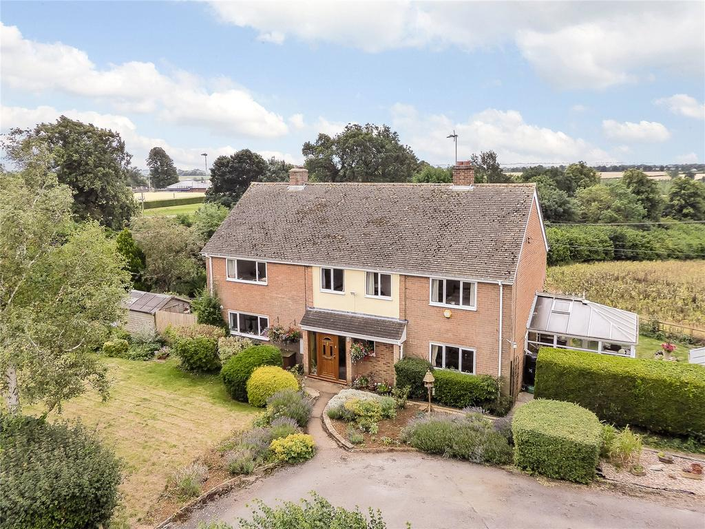 5 Bedrooms Detached House for sale in Broughton, Oxfordshire