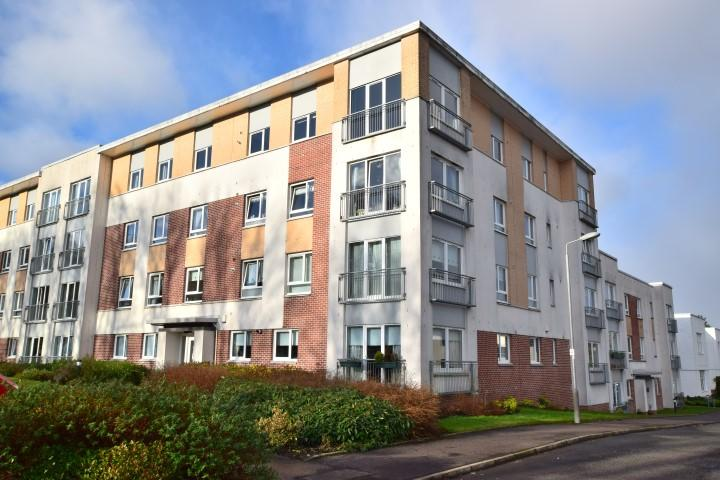 2 Bedrooms Flat for sale in 50 Canniesburn Quadrant, Bearsden, G61 1RW