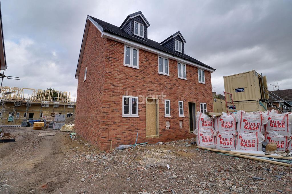 3 Bedrooms Semi Detached House for sale in Tulip House, Park Lane, Aveley, RM15