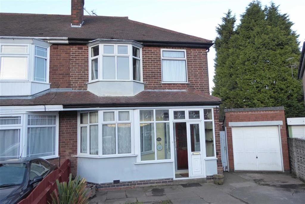3 Bedrooms Semi Detached House for sale in Brian Road, Leicester