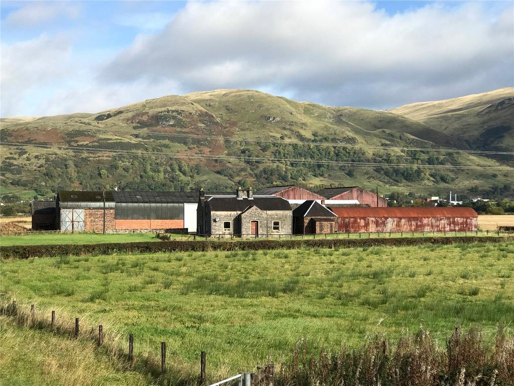 4 Bedrooms Land Commercial for sale in Ditch Farm Lot 1, Alloa Road, Tullibody, Alloa, Clackmannanshire