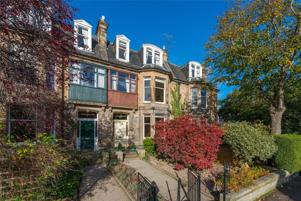 6 Bedrooms Terraced House for sale in St. Alban's Road, Edinburgh, Midlothian