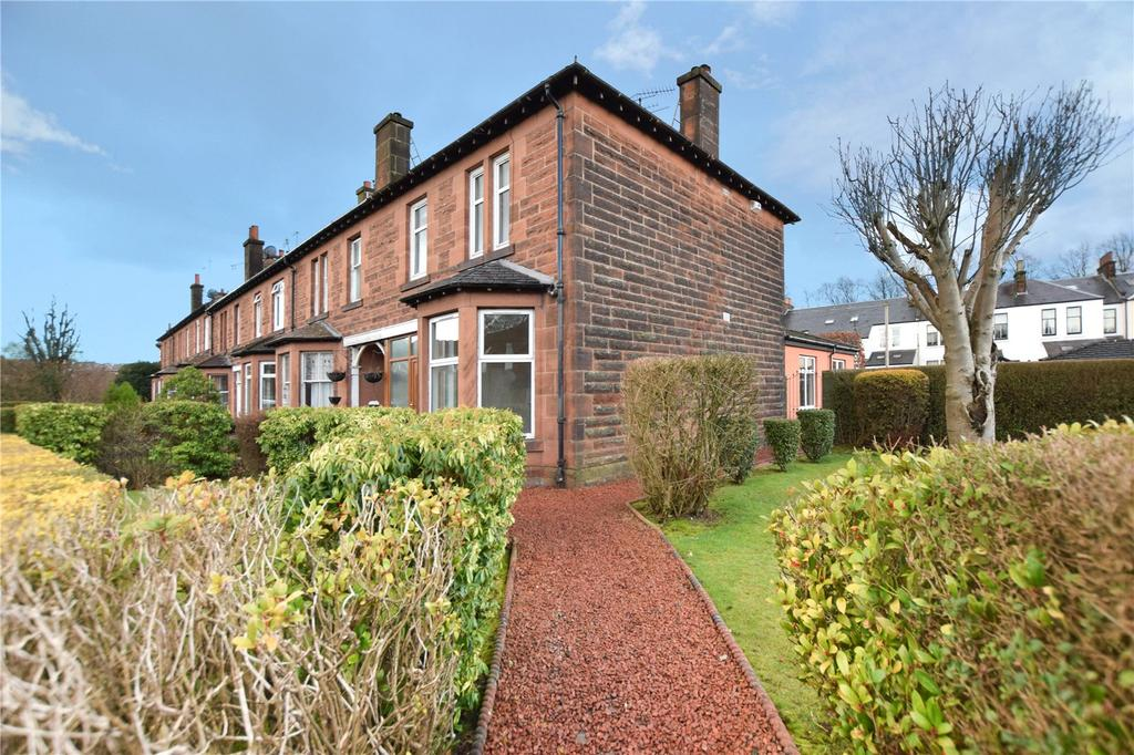 3 Bedrooms Terraced House for sale in Essex Drive, Jordanhill, Glasgow
