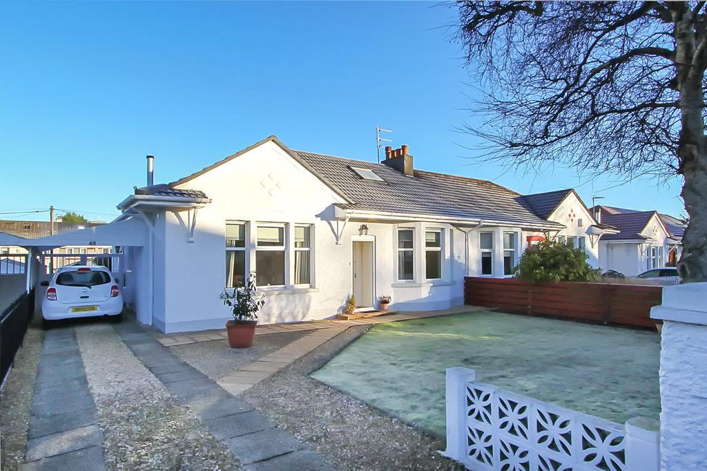 2 Bedrooms Semi Detached House for sale in Crookston Drive, Crookston, Glasgow