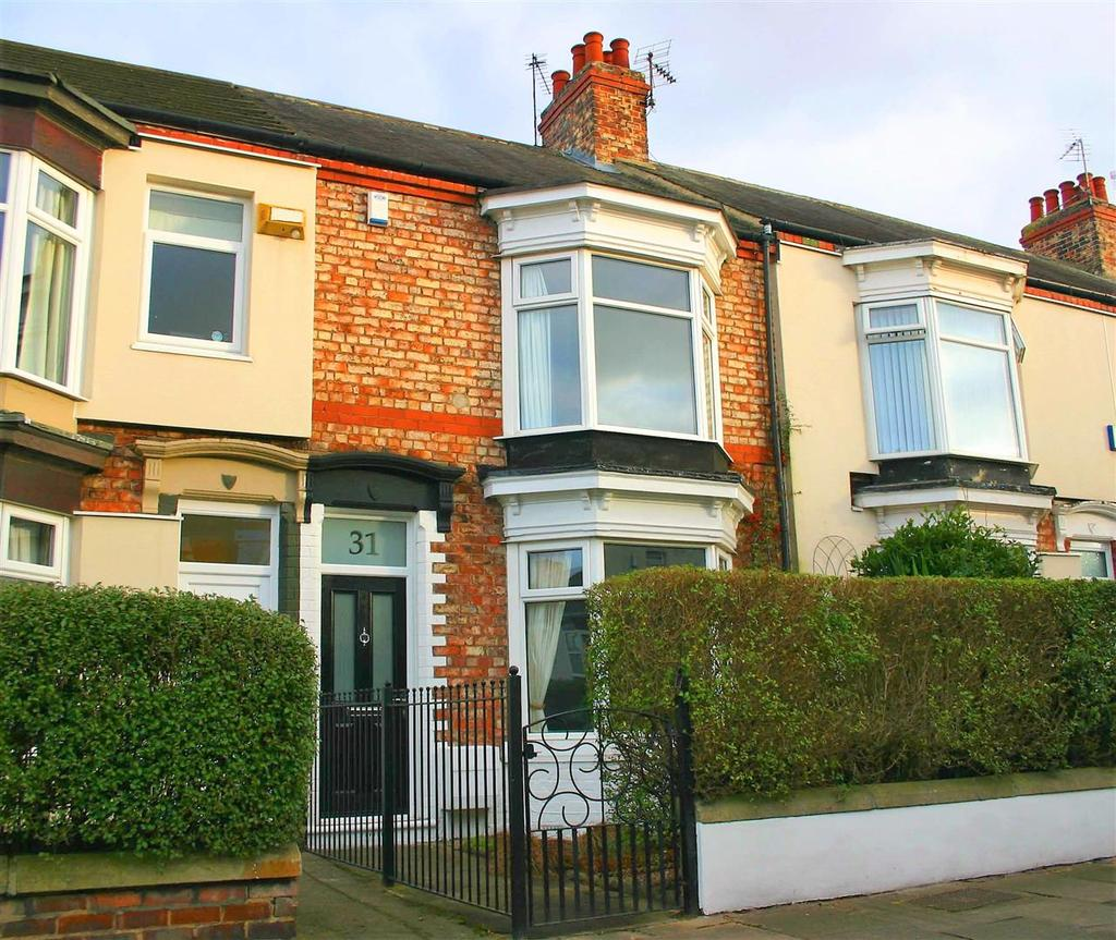 2 Bedrooms Terraced House for sale in Eton Road, Stockton-On-Tees
