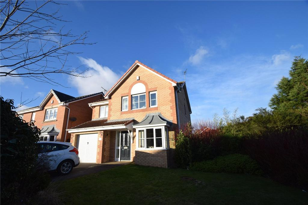 4 Bedrooms Detached House for sale in Fairfield Grove, Murton, Seaham, Co Durham, SR7