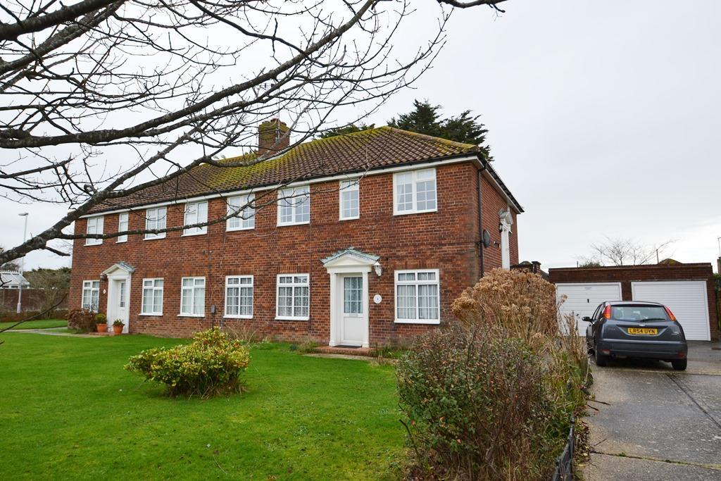 2 Bedrooms Flat for sale in Nutley Avenue, Goring By Sea, West Sussex, BN12 4JS