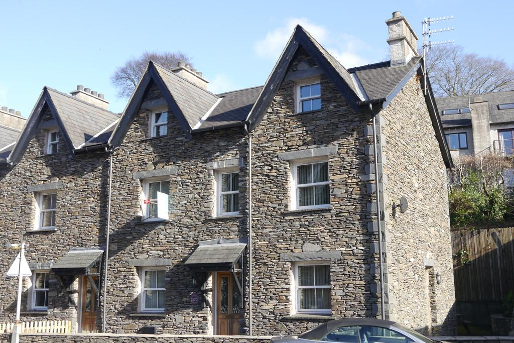 5 Bedrooms End Of Terrace House for sale in Boutique 4 Eight, Lake Road, Ambleside, LA22 0DF