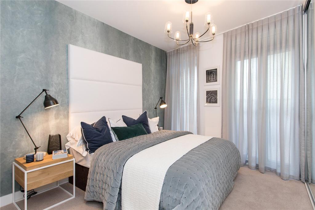 2 Bedrooms Flat for sale in Plot 77, Mosaics, Headington, Oxford, OX3