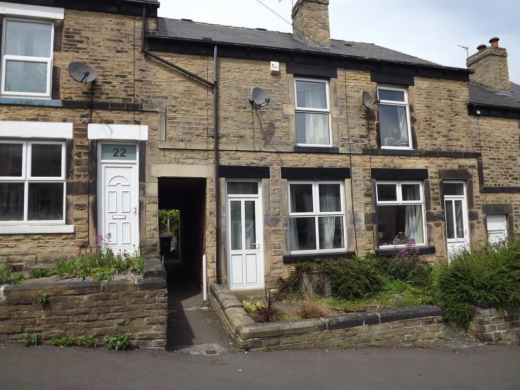 3 Bedrooms Terraced House for rent in Evelyn Road, Crookes, Sheffield