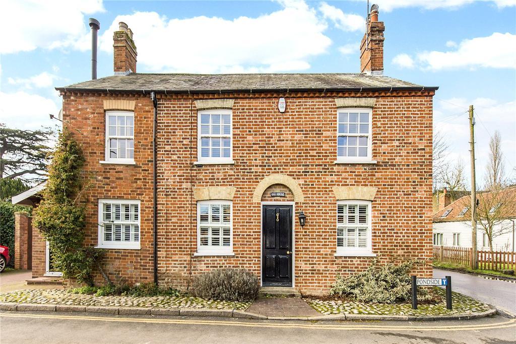 3 Bedrooms Detached House for sale in Oak Lane, Graveley, Hertfordshire, SG4