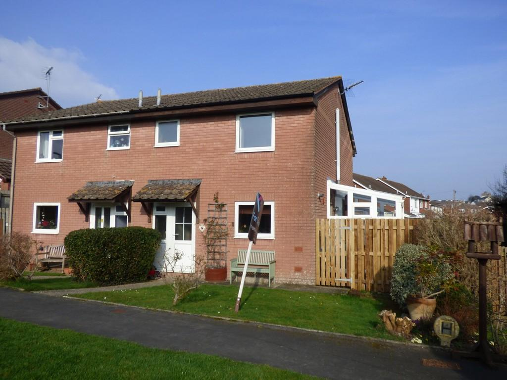 3 Bedrooms Semi Detached House for sale in Twindle Beer, Chudleigh, TQ13 0JP