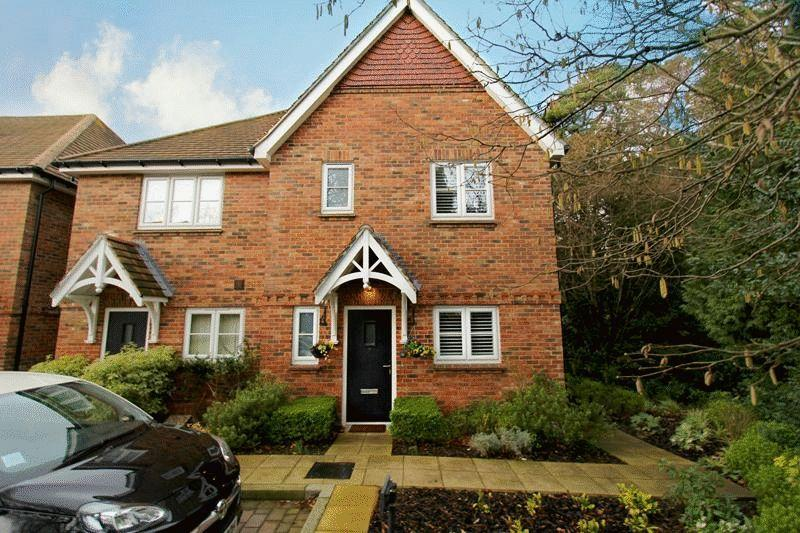 3 Bedrooms Semi Detached House for sale in Driscoll Way, Caterham