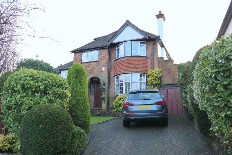 4 Bedrooms Detached House for rent in Purley Bury Close, Purley