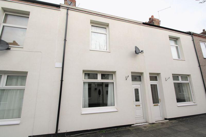 2 Bedrooms Terraced House for sale in Waverley Street, Stockton, TS18 3JH