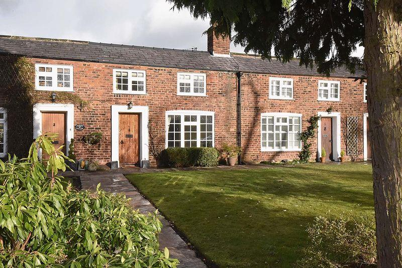 3 Bedrooms Cottage House for sale in Stocks Lane, Over Peover