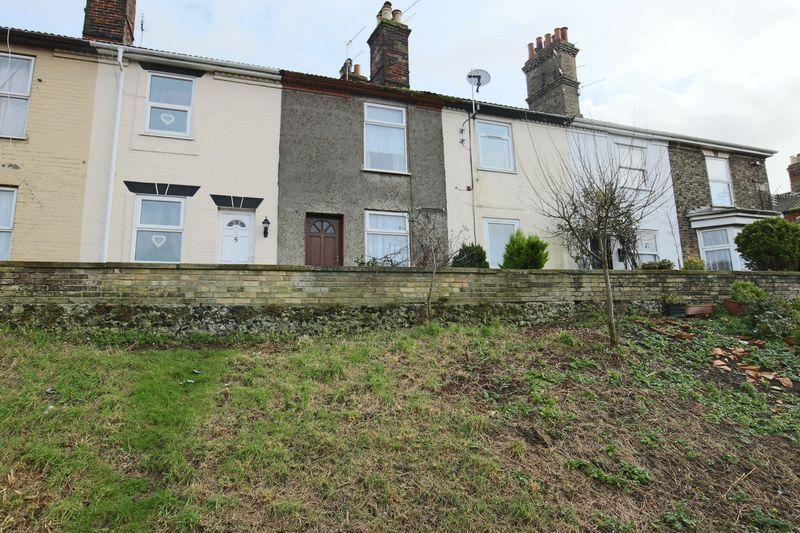 3 Bedrooms Terraced House for sale in Florence Terrace, off St Johns Road, Lowestoft
