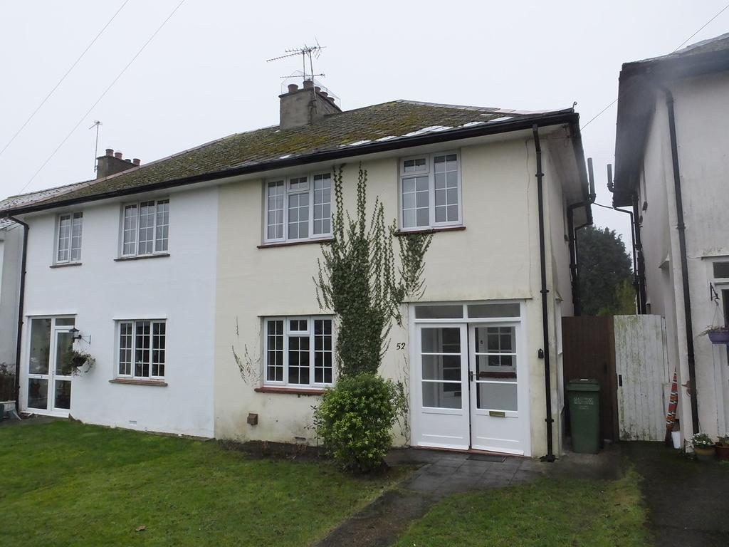 3 Bedrooms Semi Detached House for rent in Grange Road, Saltwood, Hythe, CT21