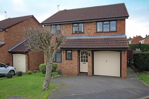 4 bedroom detached house for sale - The Seekings, Whitnash, Leamington Spa