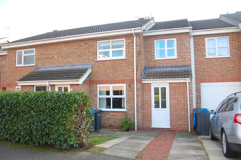 4 Bedrooms Semi Detached House for sale in Hailstone Drive, Northallerton