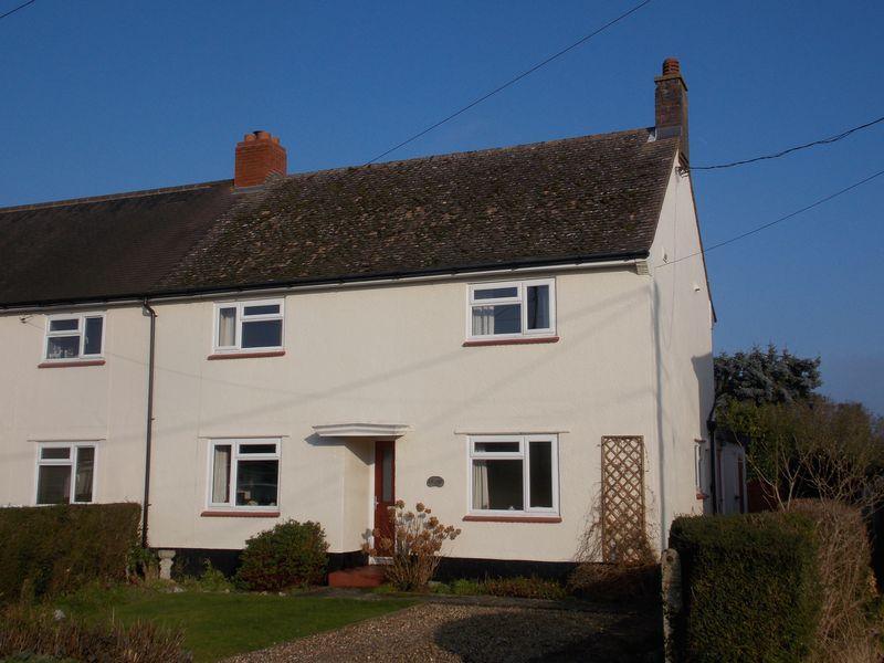 3 Bedrooms Semi Detached House for sale in Drinkstone Road, Gedding