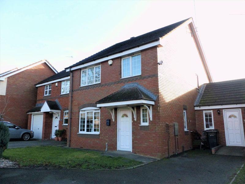 4 Bedrooms Detached House for sale in Tyburn Road, Birmingham