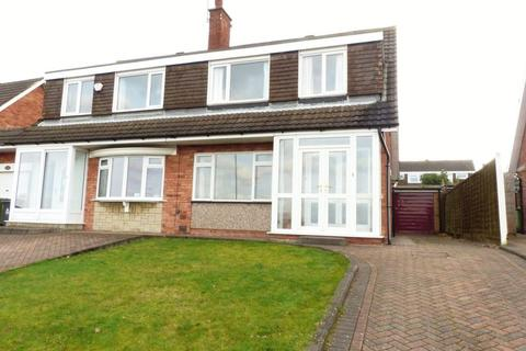 3 bedroom semi-detached house for sale - Foley Road West, Streetly
