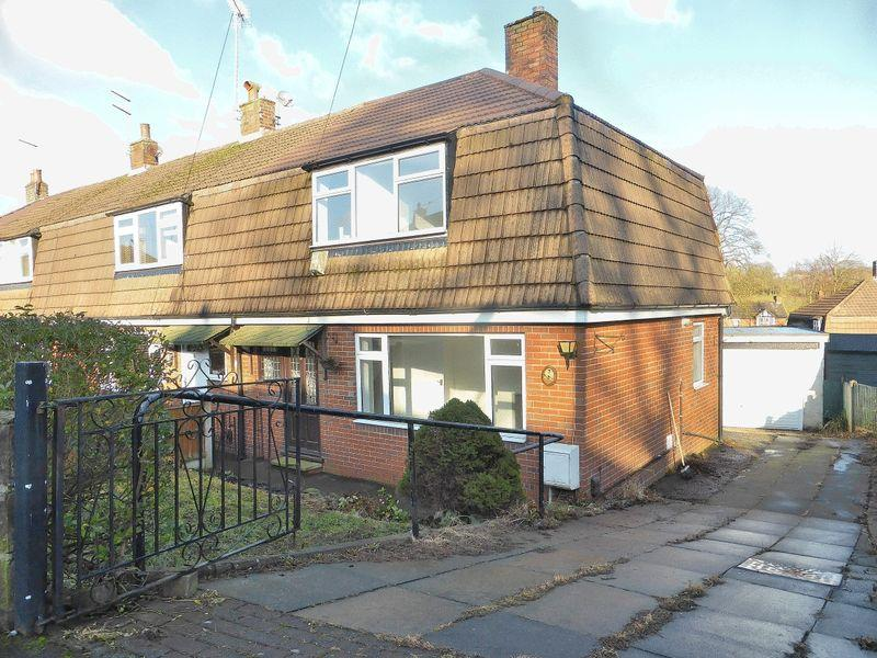 3 Bedrooms Semi Detached House for sale in Greenfield Place, Brown Edge