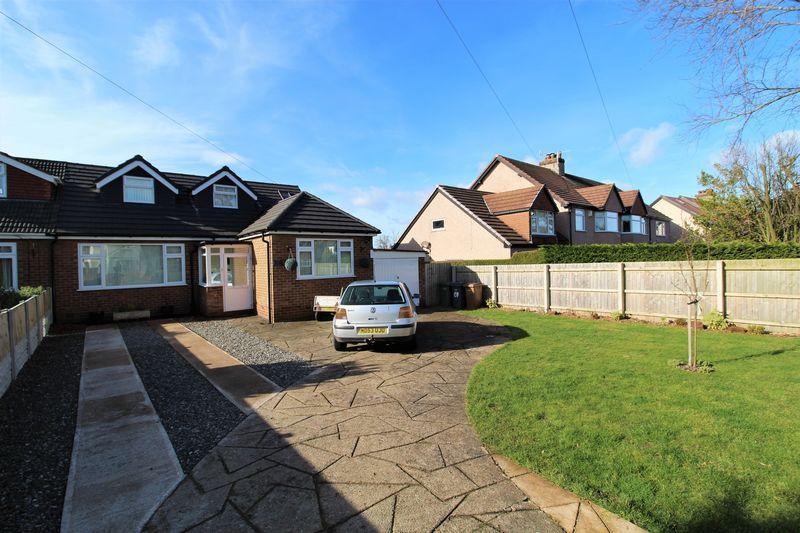 5 Bedrooms Semi Detached House for sale in Mill Hill Road, Irby