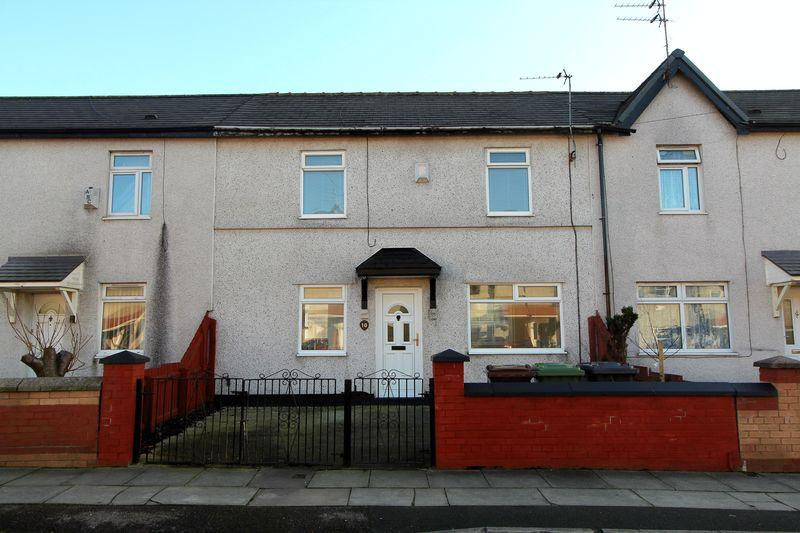 3 Bedrooms Terraced House for sale in Mahon Avenue, Bootle