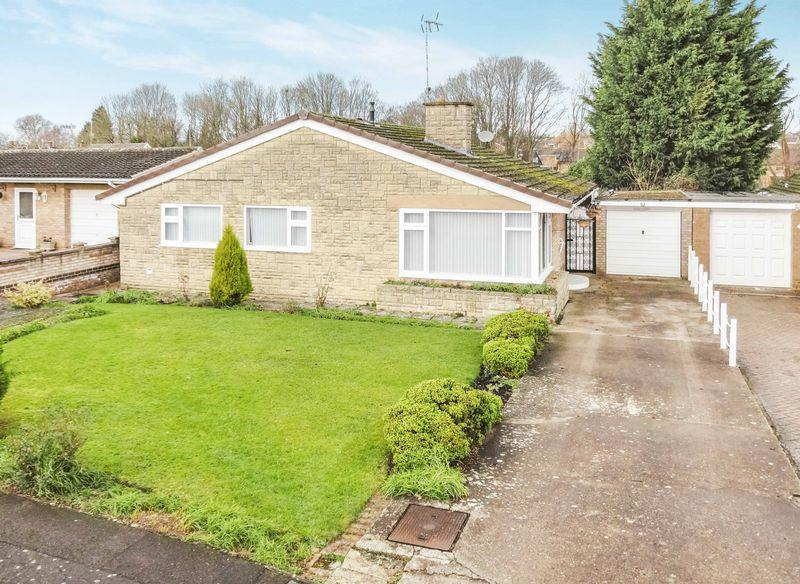 3 Bedrooms Detached Bungalow for sale in Drayton Close, Corby
