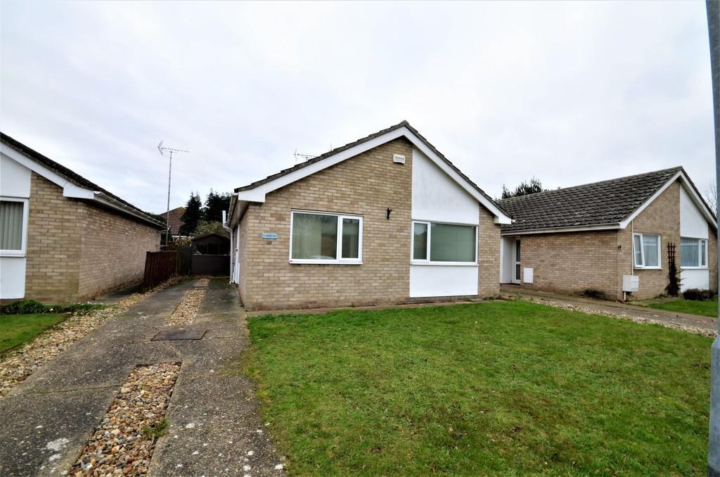 2 Bedrooms Detached Bungalow for sale in Worthington Way, Prettygate, CO3 4LA