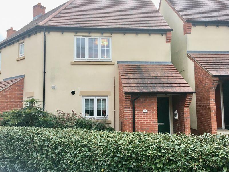 2 Bedrooms Apartment Flat for sale in Hope Way, Church Gresley