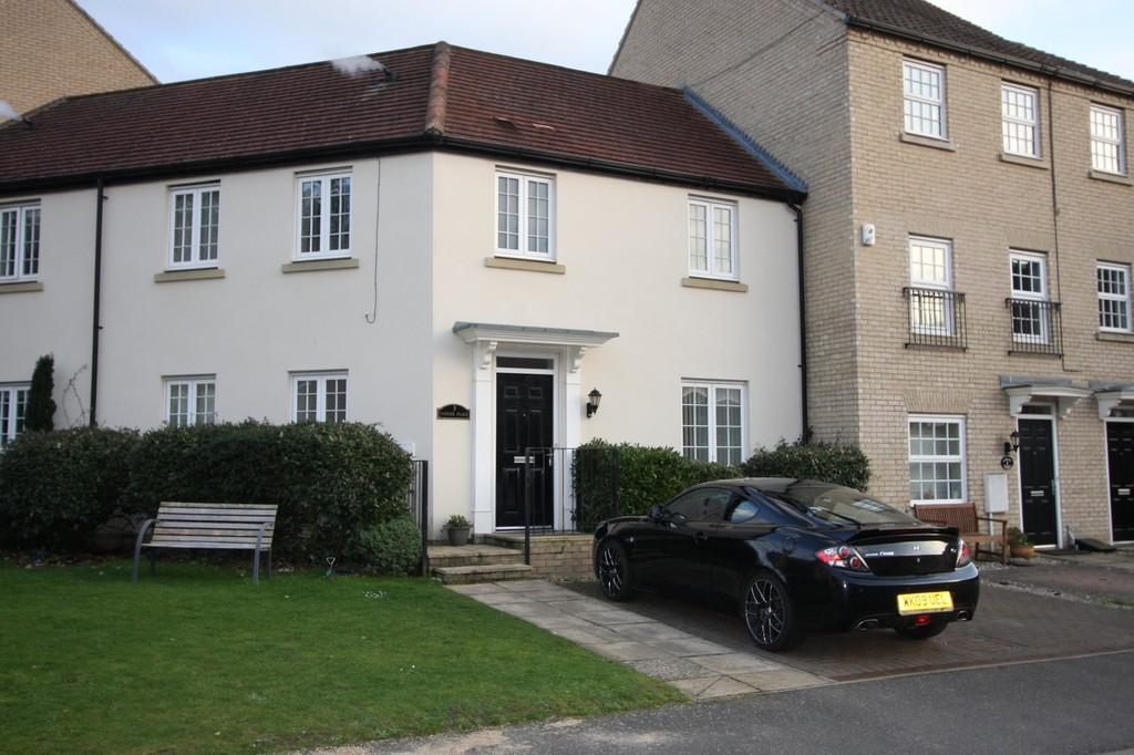 3 Bedrooms Terraced House for sale in Parker Place, Sudbury