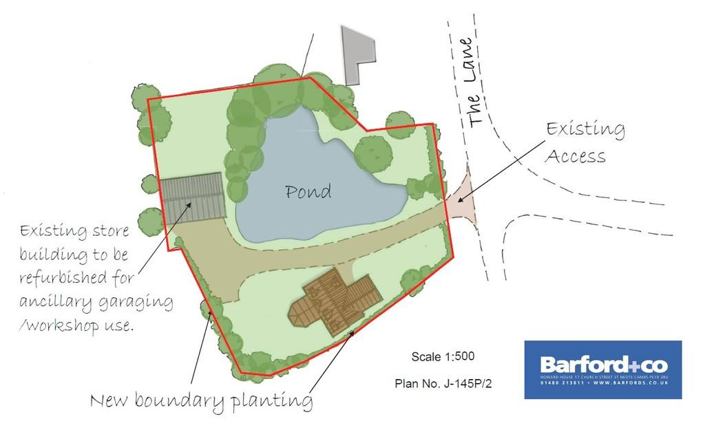 Land Commercial for sale in The Lane, Briston